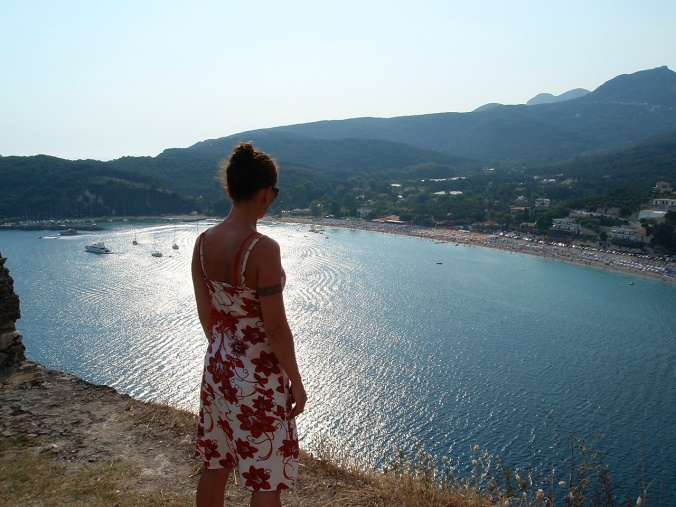 I fell in love with the Big Blue in Parga in 2010