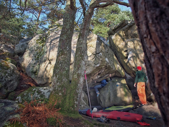 Jani figuring out the beta of Gourmandise (8B)